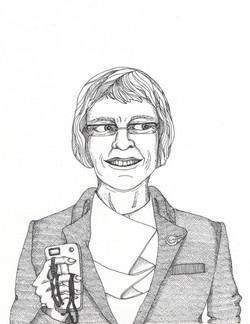 'Ruth the train announcer'