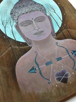 'Buddha' (detail)