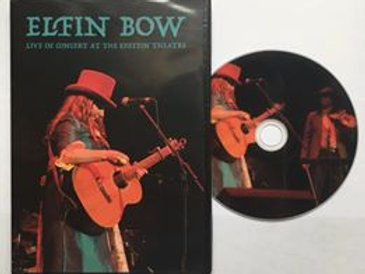 Elfin Bow Live at the Epstein Theatre DVD