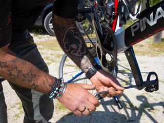 Pinarello fietsen