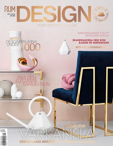 Polydrop Cult Design Sweden designmagazine