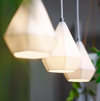 Cult Design Sweden Polydrop lamp Maviele design