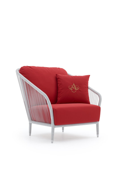 LL Wing armchair