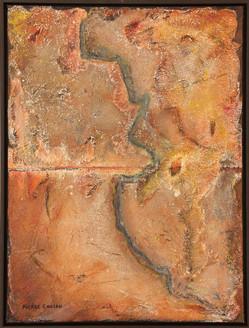 Schilderij Earth