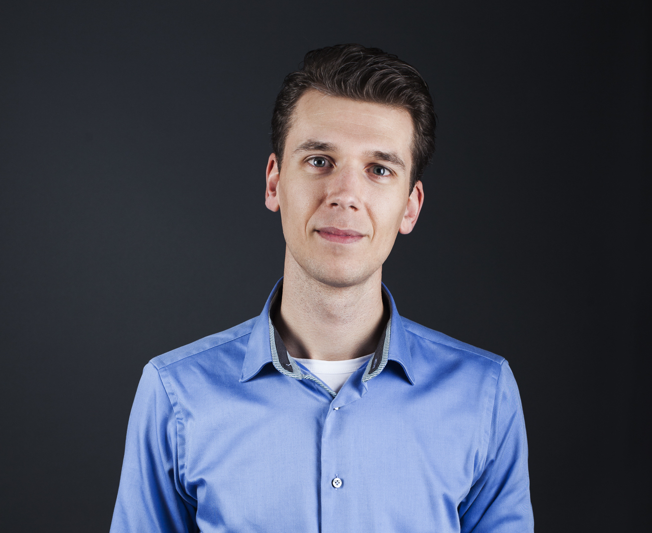 Stefan Stokman - Systems Engineer