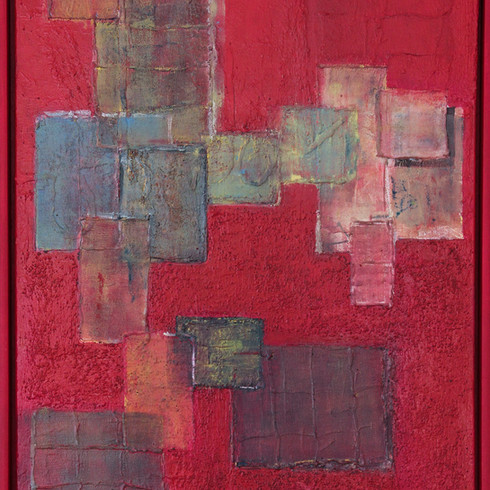 Kunstwerk Red Square