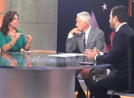 Adryana Aldeen: A maven for the Hispanic community