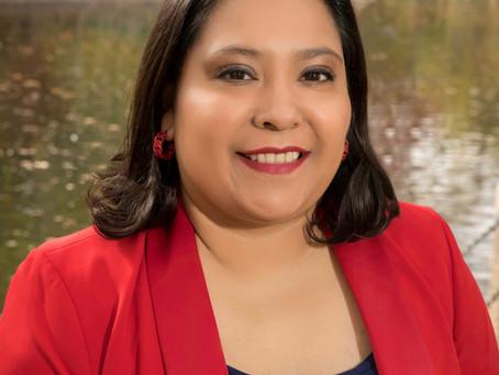 "Roxanne Martinez: ""A voice for our children"""
