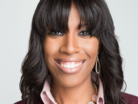 Tiesa Leggett: Fighting for transparency and equitable policies