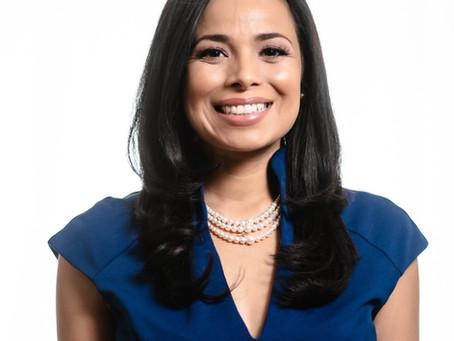 Claudia Ordaz Perez: Empowered women empower women