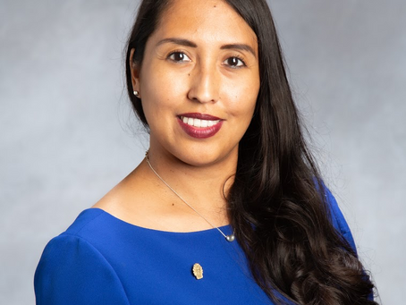 Dr. Adriana Rocha Garcia: Championing the next generation