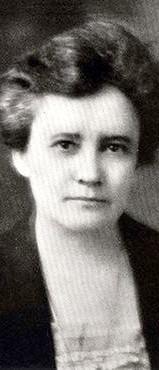 Annie Webb Blanton