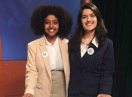Yolian & Hilary: Making UNT's Student Government #ReflectUs