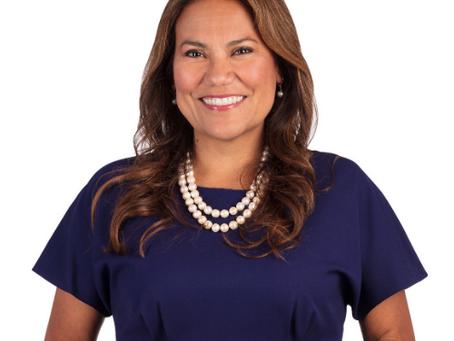 Veronica Escobar: Follow a drive to serve
