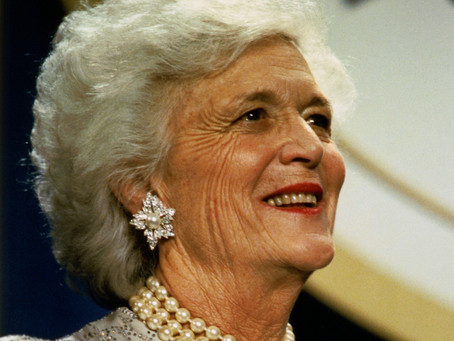 Former First Lady Barbara Bush: A Tribute