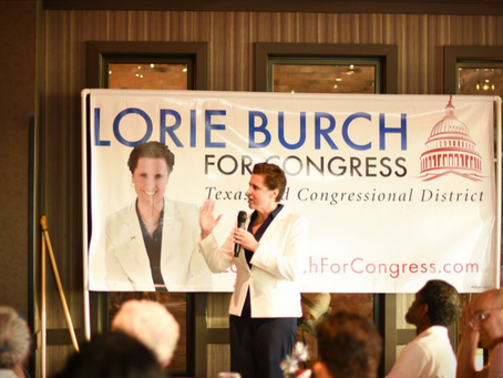 Lorie Burch: Fighting for LGBT rights in North Texas