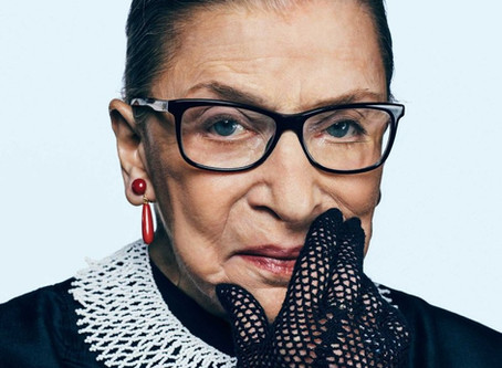 Supreme Court Justice Ruth Bader Ginsburg: A Tribute