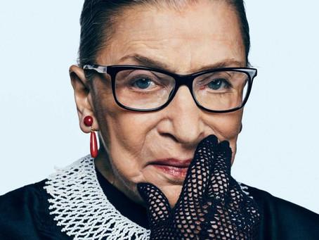 Ruth Bader Ginsburg: A tribute