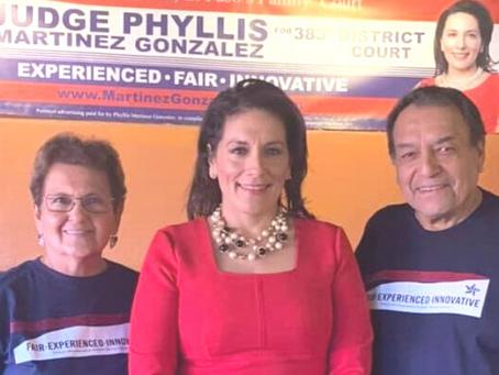Phyllis Martinez Gonzalez: Your community is your family