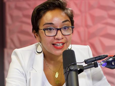 """Melissa Alfaro: """"When my voice is heard, my family's voice is heard"""""""