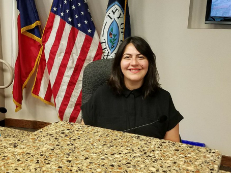 Alexandra Annello: From organizing a mock election to winning her own
