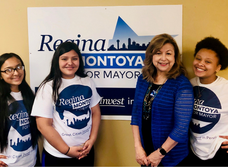 Regina Montoya - Her dream is providing the opportunity for others to dream