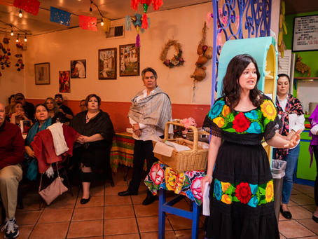 Veronica Carbajal: Virtually running for office