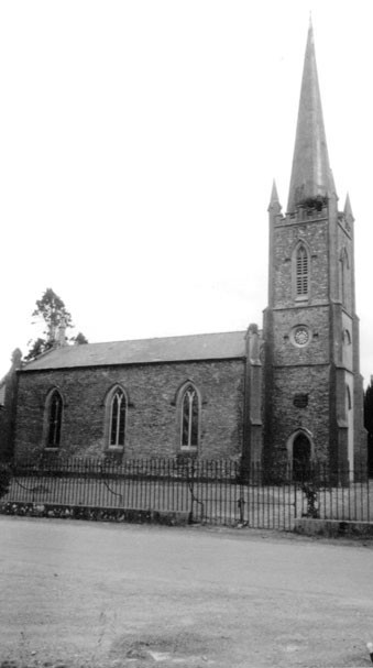 Charlestown Church, County Louth