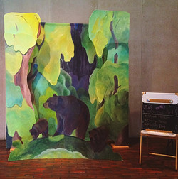 H. Dunton Step-Into-the-Painting