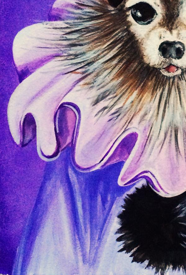 Pupierrot (Detail)