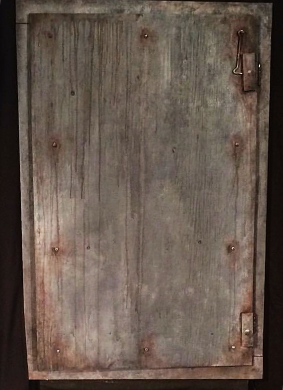 Oven Door (Sweeney Todd)