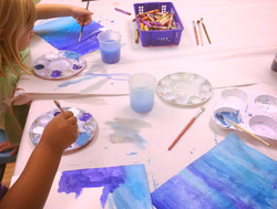 Painting with the Masters