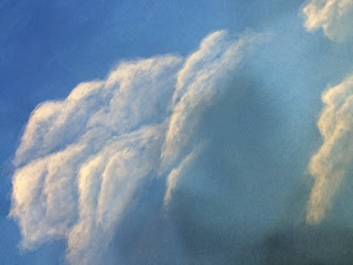 Beach Cloud (Detail)