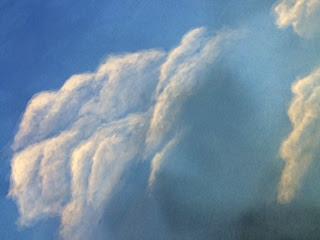 Beach Cloud (Detail)