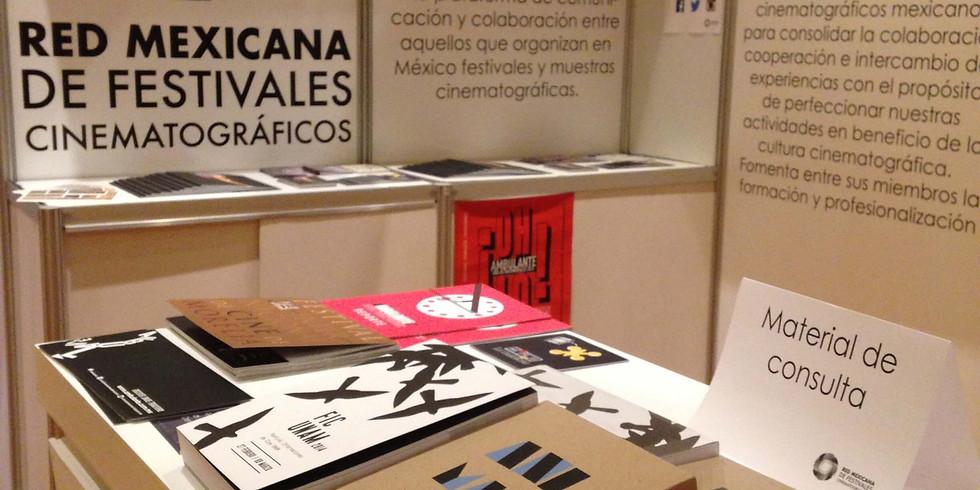 Presentación: RED MEX FEST (Red Mexicana de Festivales de Cine)