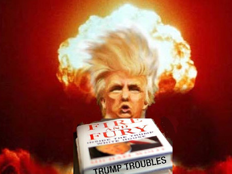 It's a Mad, Mad World, Full of 'Fire and Fury' (#56)