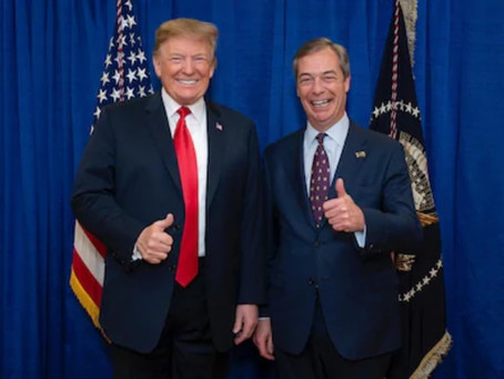 Trump, Farage & The Far-Right – Want You to Forget (#92)