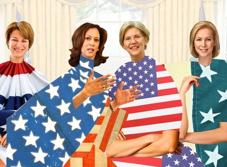 Women's Leadership in USA – So Underwhelming (#113)