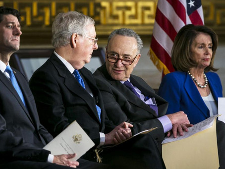 Bi-Partisan Budgets – And Market Busts (#56)