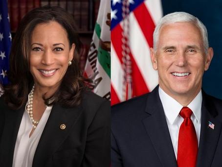 VP Debate 2020 – Harris vs. Pence (#123)
