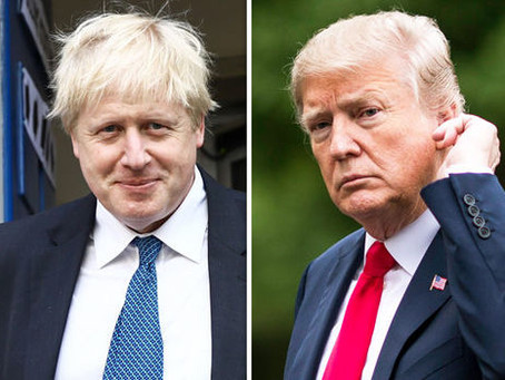 Boris Gets BREXIT - Trump Gets Impeachment (#105)
