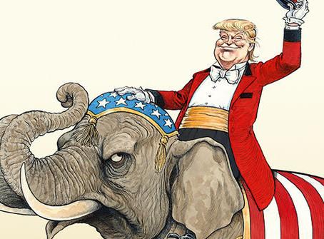 Trump's Triumph – America's Hissy Fit (#21)