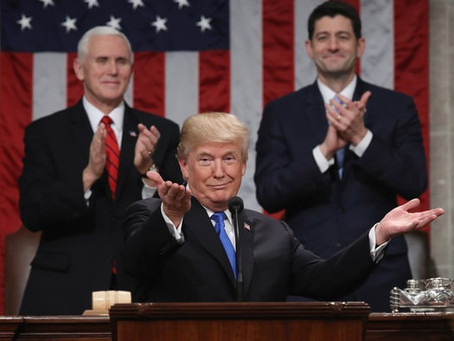 What a Trump State – Of the Union (#57)