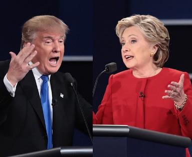 The First Clinton Trump Debate (#15)