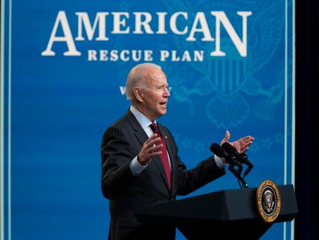 Biden's $1.9 Trillion American Rescue Plan – Hard Pressed (#131)