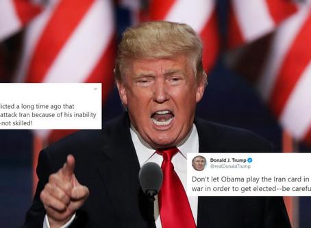 Trump's Preservation - vs - National & Global Security (#108)