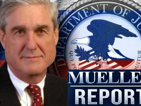 The Mueller Report – 'A Mystery in an Enigma' (#86)