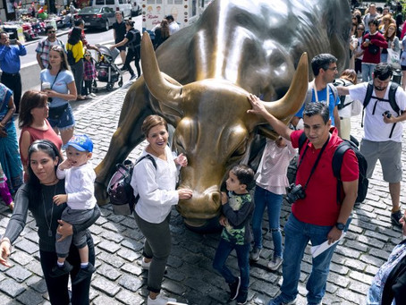 Bull Riding is Dangerous – But Investors Piling On (#66)