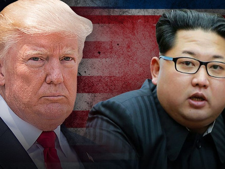 With North Korea – Trump Retreads Bill Clinton's Ground (#67)