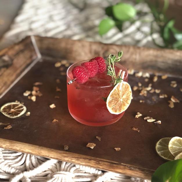 Tart Berry Thyme